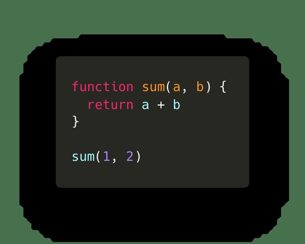 function js
