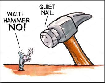 golden hammer