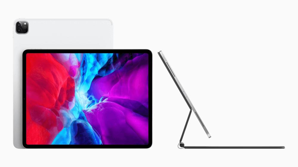 iPad Pro cо сканером LiDAR