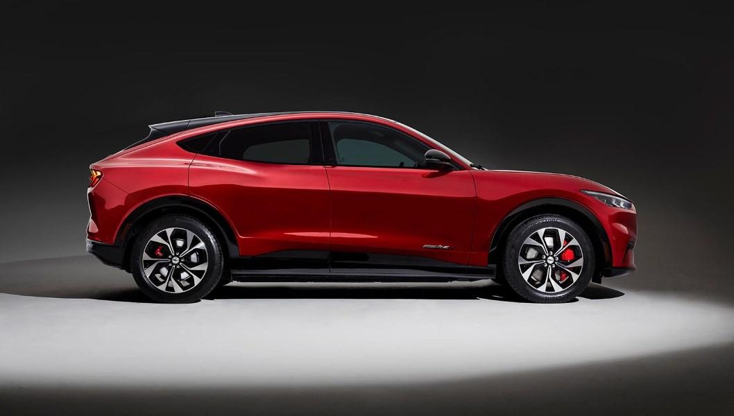Mustang Match-E