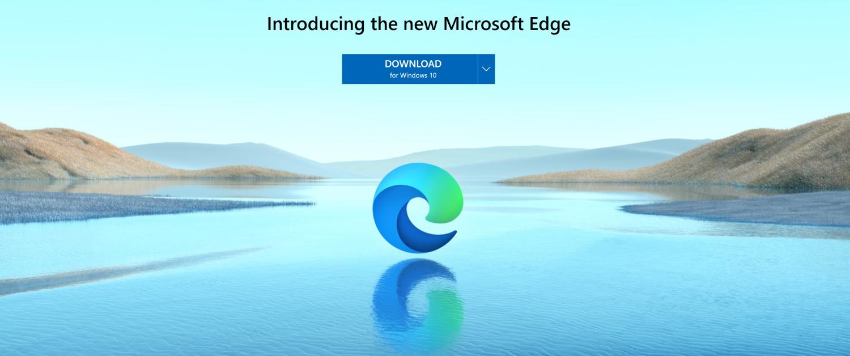 Microsoft зарелизила первую версию Edge на Chromium