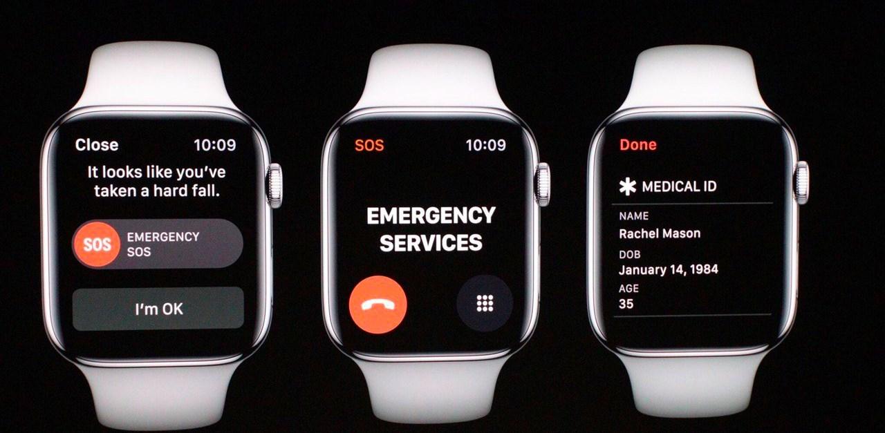 Apple презентовала новые Apple Watch 5