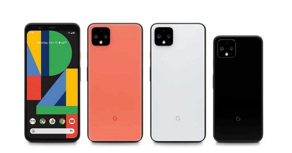 Google представила Google Pixel 4 и 4XL