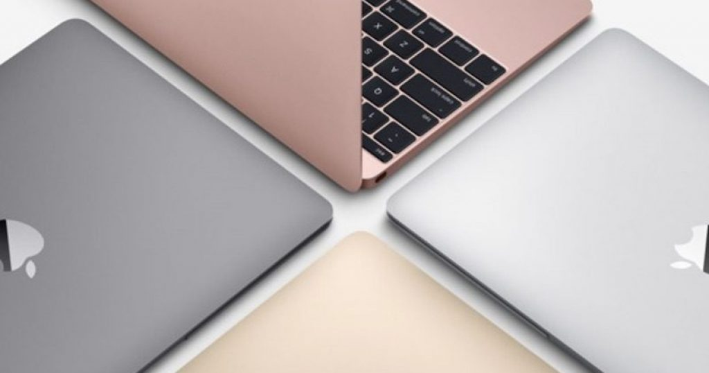 Apple обновила линейку Macbook'ов