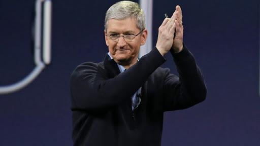 Тим Кук, Apple