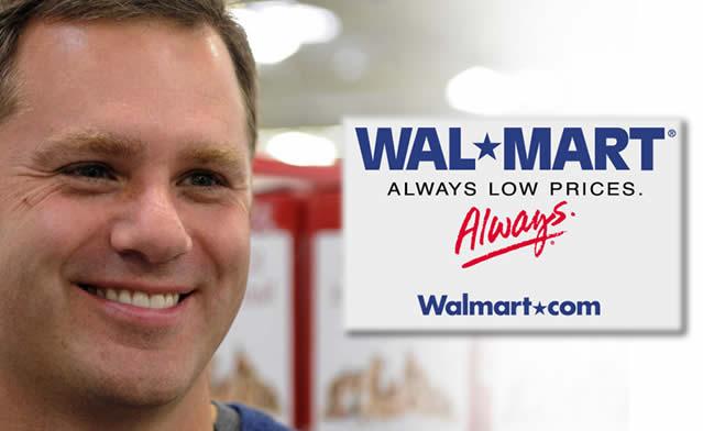 Дуглас Макмиллон, Walmart