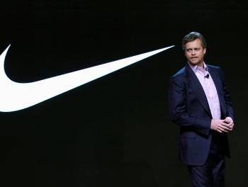 МаркПаркер,Nike