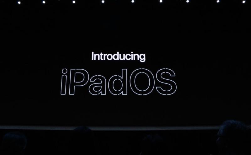 Apple выпустила iPadOS, новую ОС для iPad