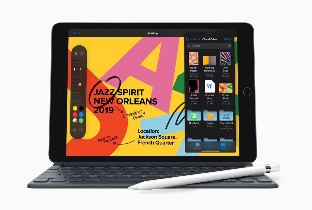 Apple презентовала новый iPad седьмого поколения