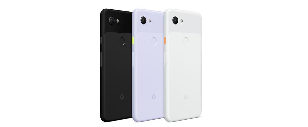 Google представила бюджетные смартфоны Pixel 3A и 3A XL