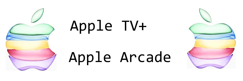 Apple запускает Apple TV+ и Apple Arcade