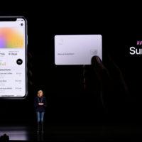 Apple анонсировала банковскую карту Apple Card