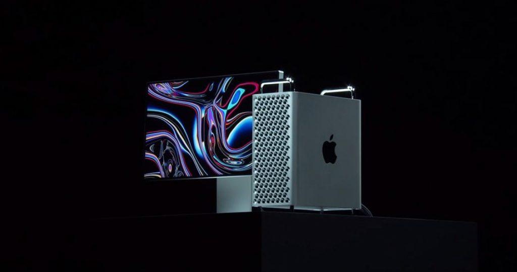 Apple представила новый Mac Pro и 32-дюймовый 6k ретина дисплей