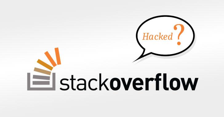 Stack Overflow был взломан 11 мая