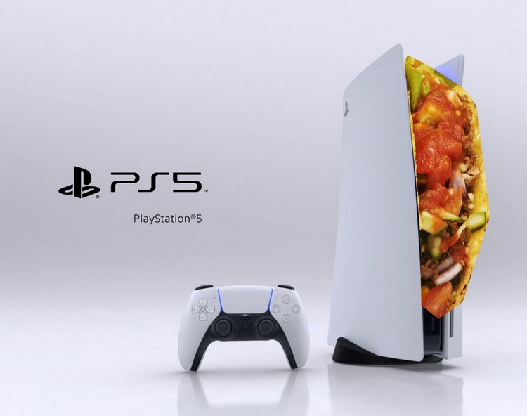 playstation 5 мем